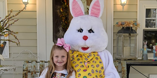 3rd Annual Easter Egg Hunt: April 10 from 10:00am - 1:00pm