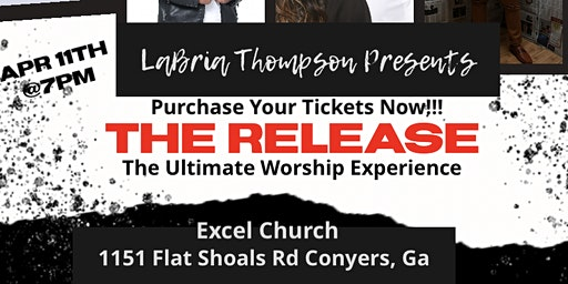 The Release (The Ultimate Worship Experience)