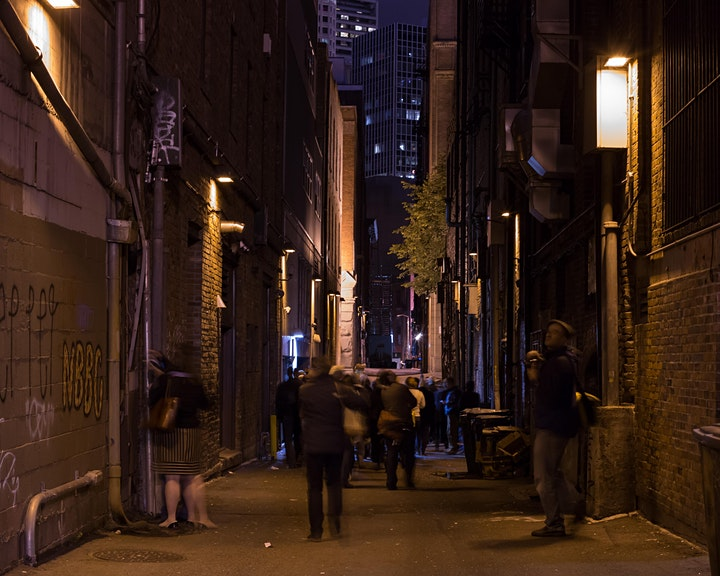 Pioneer Square Alley Lighting Audit image