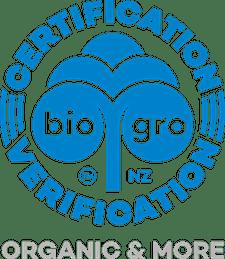 BioGro NZ logo