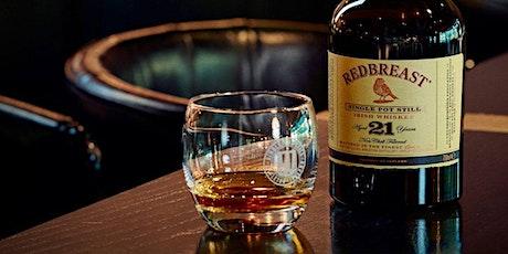"OHTB Rare Whiskey Dinner Series ""Irish: Part ""4"" tickets"