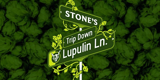 Stone's Trip Down Lupulin Lane