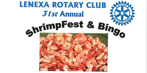 31st Annual ShrimpFest & Bingo presented by Lenexa Rotary Club