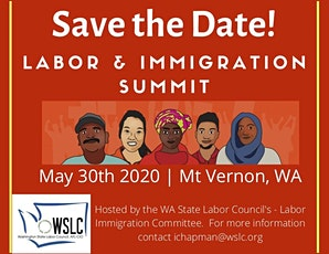 Labor & Immigration Summit tickets