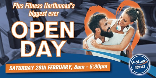 Plus Fitness Northmead's Biggest Ever Open Day
