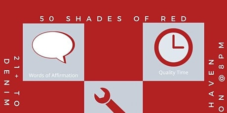 50 Shades Of Red tickets