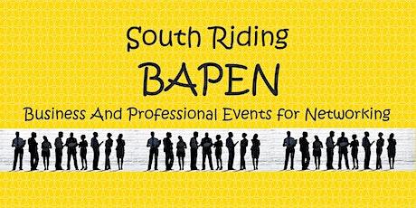 South Riding BAPEN February Event (FREE) tickets