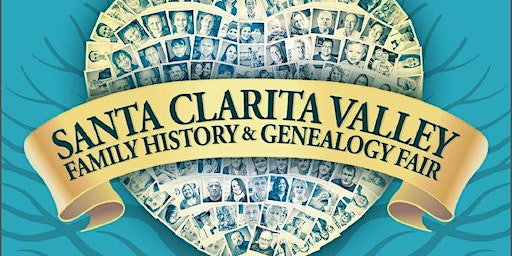 SCV Family History and Genealogy Fair 2020
