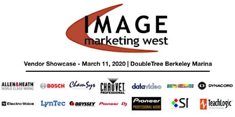 Image Marketing West - Vendor Showcase - Northern California tickets