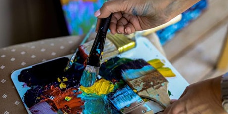 Hello Boss Girl Paint Afternoon tickets
