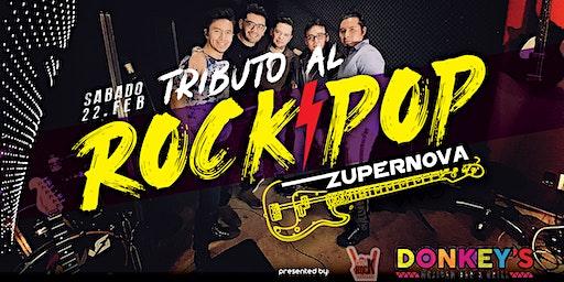 Rock en tu idioma (Zupernova en vivo)