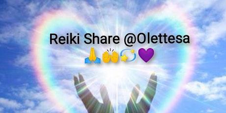 Reiki Share, Stockport tickets
