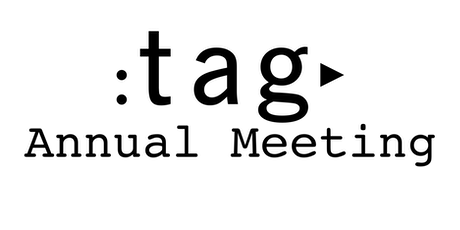 TAG Annual Meeting 2020 tickets