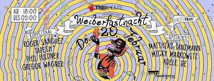 Tribehouse Weiberfastnacht 2020: Bild