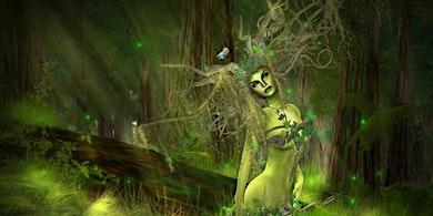 Goddess Forest Retreat