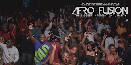 Afrofusion Houston, Texas |AfroBeats, Soca, Reggae, HipHop Party (3/27) tickets