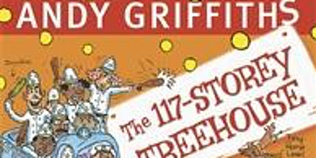 """2020 YABBA """"In Conversation"""" with Andy Griffiths tickets"""