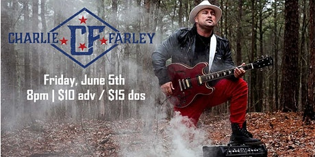 Charlie Farley at Bigs Bar Sioux Falls tickets