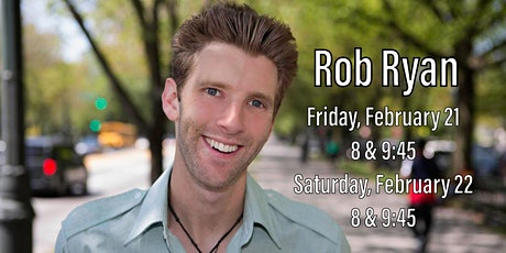 Rob Ryan at Denver Comedy Lounge (LATE SHOW) tickets