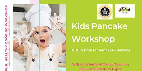 Kids Pancake Workshop tickets