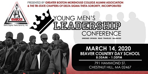 Annual EMBODI Young Men's Leadership Conference