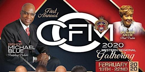 CCFM Western Regional Gathering