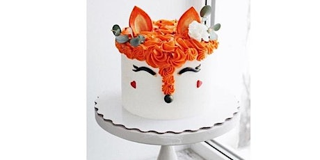 Fox Cake Workshop tickets
