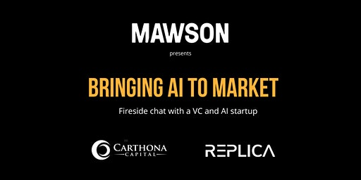 Bringing AI to market: Perspectives from a VC and AI startup