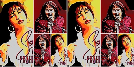 Selena Quintanilla Tribute Paint and Sip Painting workshop