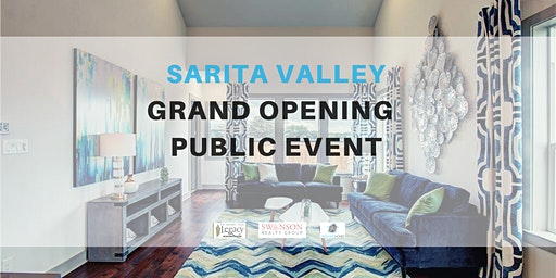 Sarita Valley Grand Opening Public Event