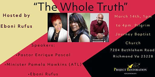 The Whole Truth Conference