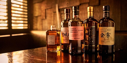 Nikka Whisky Tasting Evening