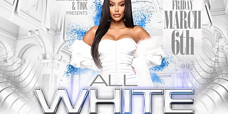 ALL WHITE W/ DRIP OF BLUE tickets