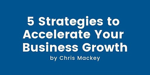 2020 Business Growth Workshop