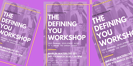 Careers: The Defining You Workshop tickets