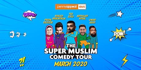 PERTH Super Muslim Comedy Tour 2020 tickets