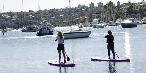 SUP Distance Series - 6-7km