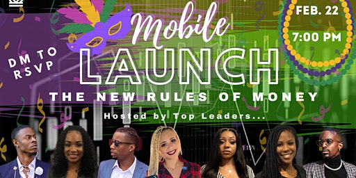 Mobile Launch: The New Rules of Money
