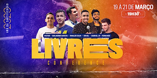 Livres Conference 2020