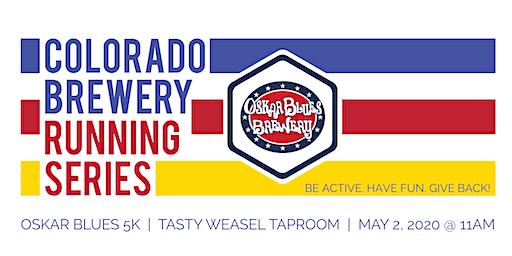 Beer Run - Oskar Blues 5k | Colorado Brewery Running Series