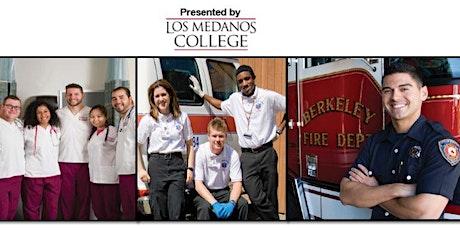 Los Medanos College 2020 Nursing, EMS and Fire Technology Annual Job Fair tickets