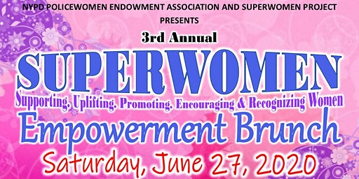 Superwomen Empowerment Brunch