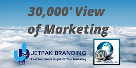30,000 Foot Overview of Marketing tickets