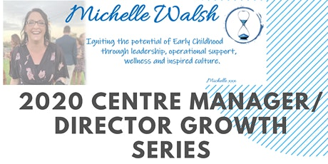 Growth Leadership Series - March  tickets