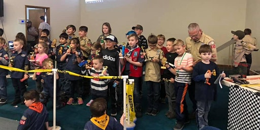 Pack 1234 2020 Blue and Gold