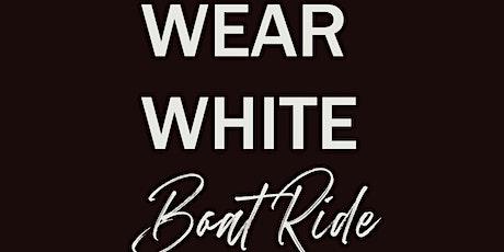 Wear White 2020 tickets