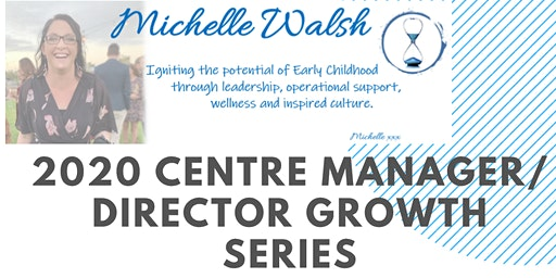 Growth Leadership Series - April