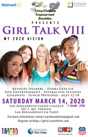 Young Women's Empowerment Foundation - Girl Talk VIII 2020 Vision