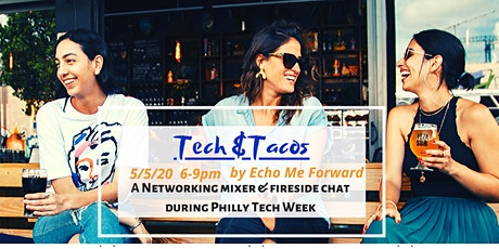 Tech and Tacos - An afterwork mixer for diverse pros in tech tickets