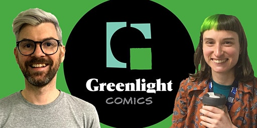 Greenlight Comics Library Info Session